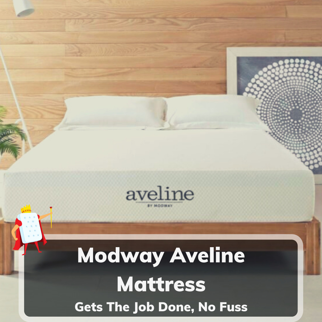 Modway Aveline Mattress Review - Feature Image