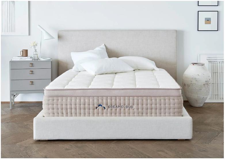 dream cloud mattress review