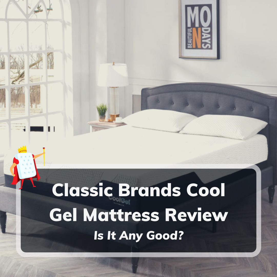 Classic Brands Cool Gel Review - Feature Image