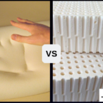 memory foam vs latex mattress