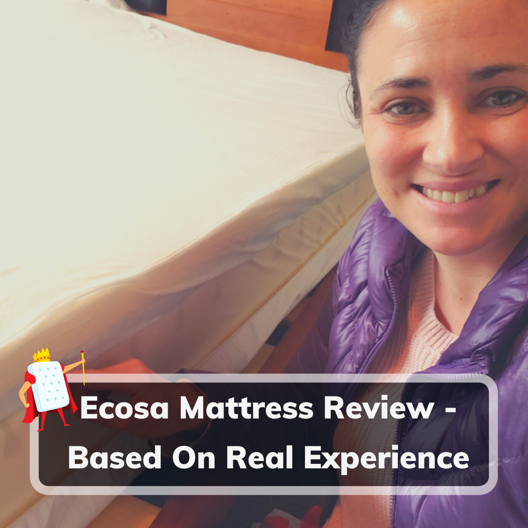 Ecosa Mattress Review - Feature Image