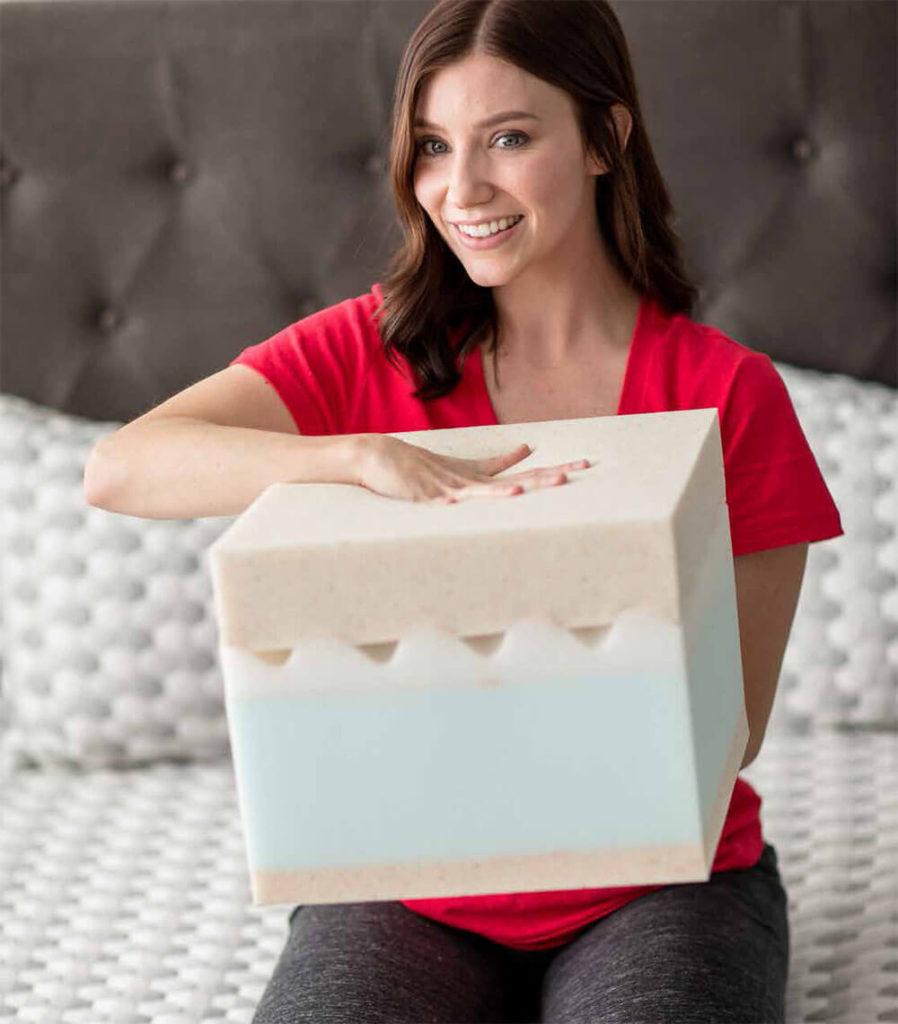 layla mattress materials