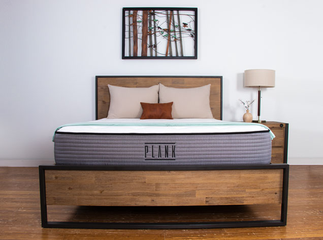 Plank Mattress Review - Cover