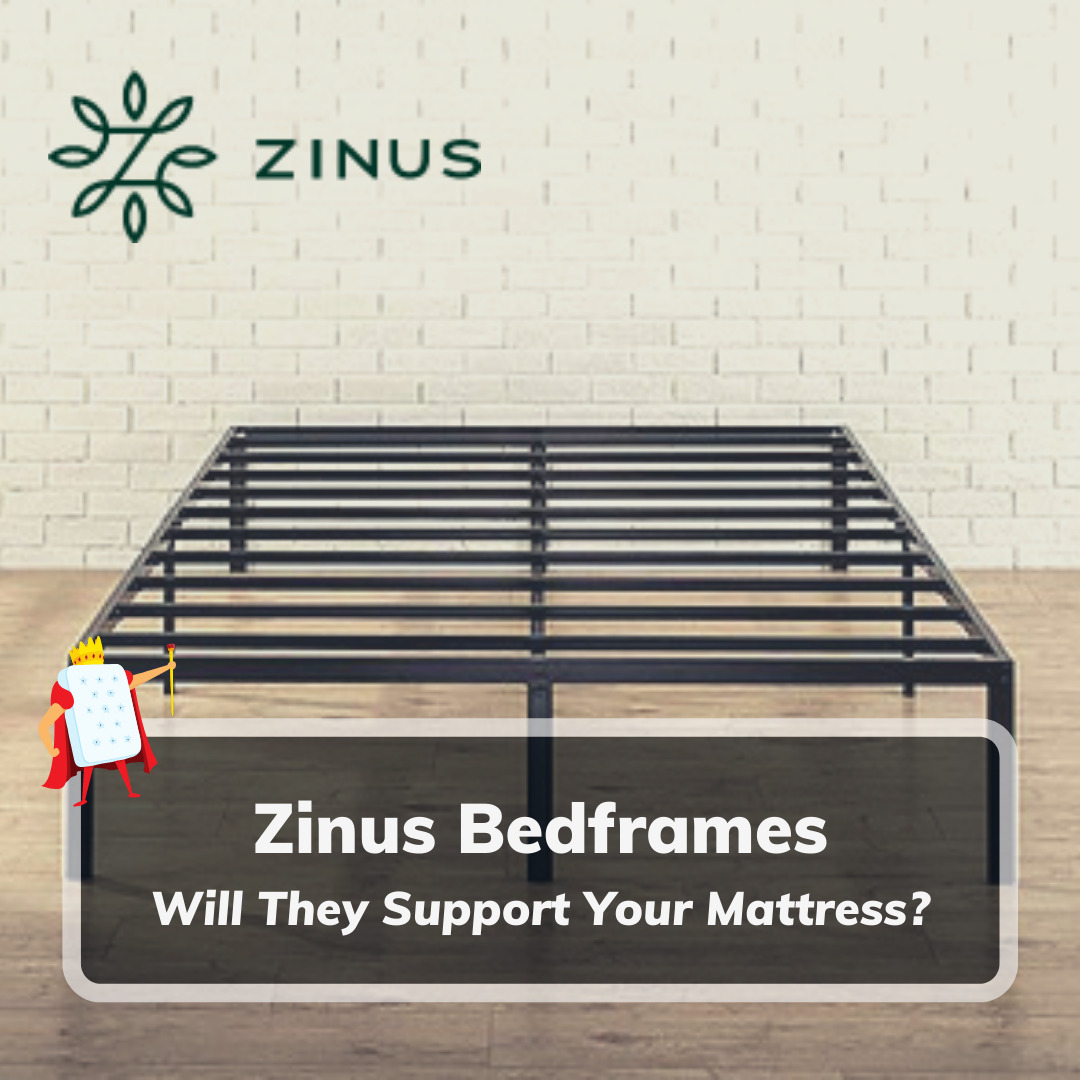 Zinus Bedframe - Feature Image