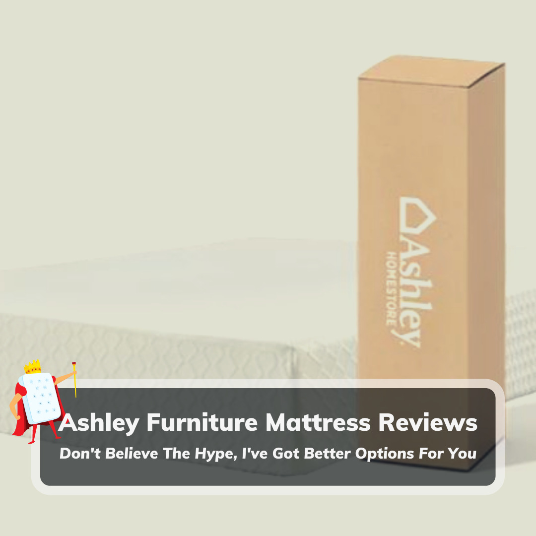 Ashley Furniture Mattress Reviews - Feature Image