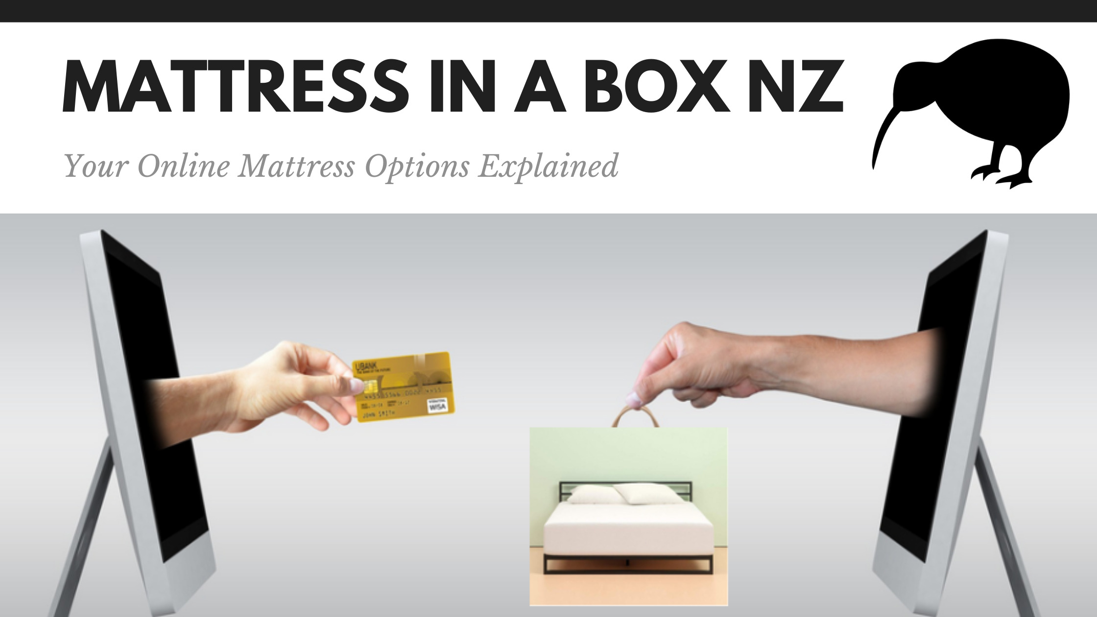 Mattress In A Box NZ - Cover Image