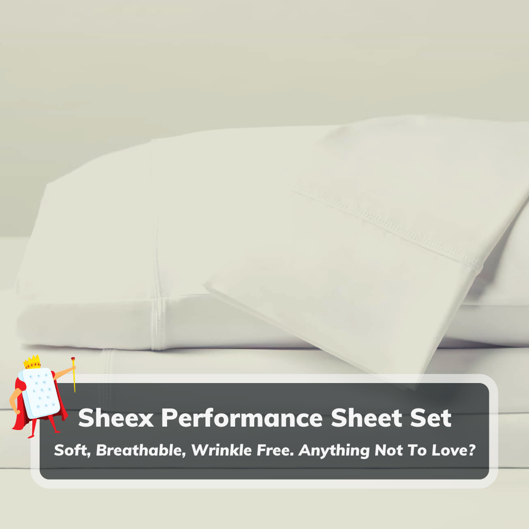 Sheex Performance Sheet Set - Feature Image