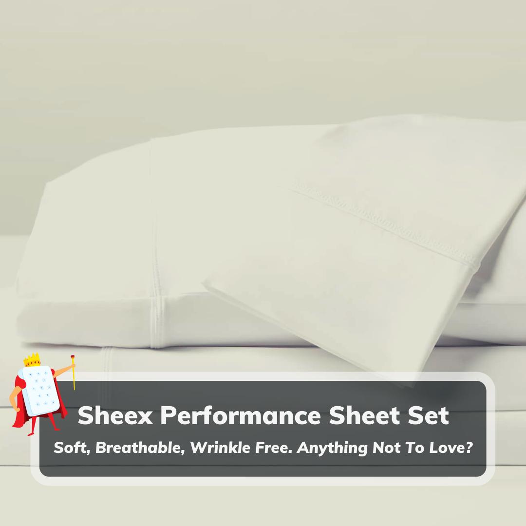 Sheex Performance Sheet Set - Feature Image