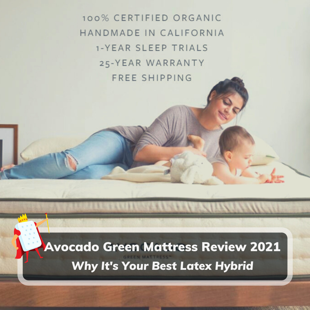 Avocado Green Mattress Review 2021 - Feature Image