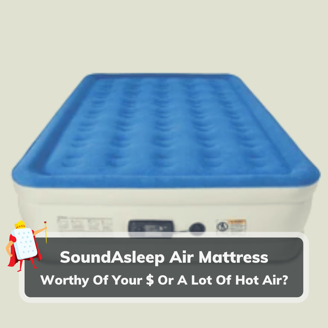 SoundAsleep Air Mattress - Feature Image
