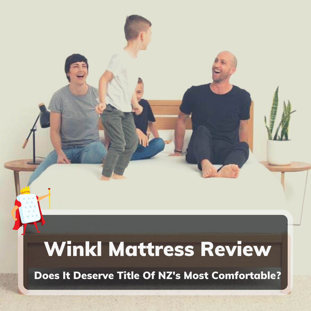 Winkl Mattress Review - Feature Image