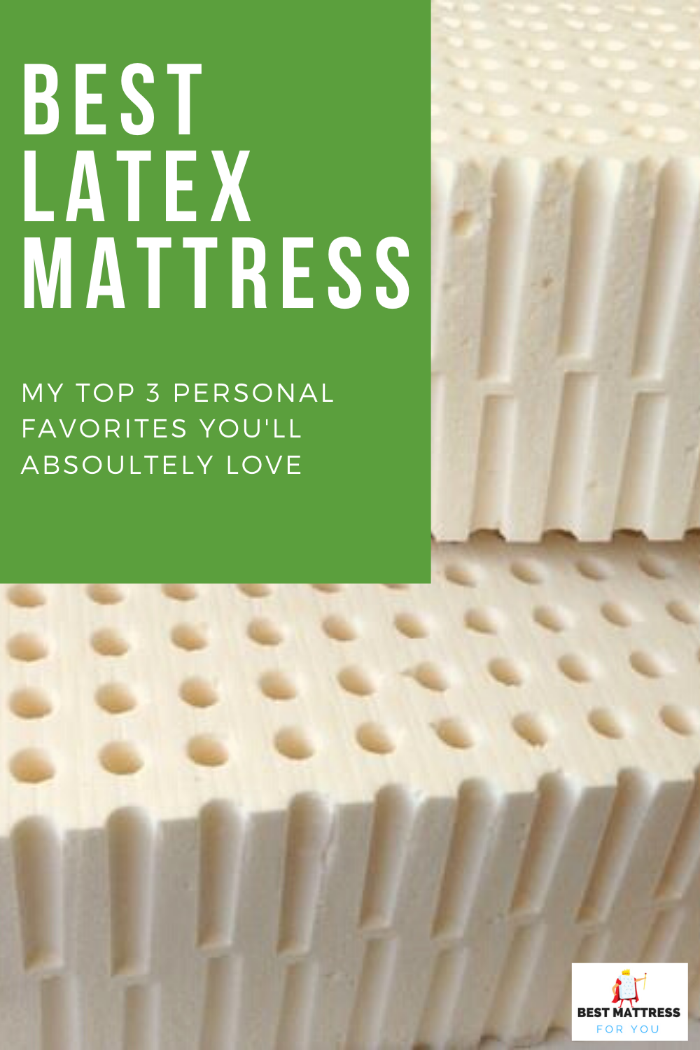 best latex mattress - cover image