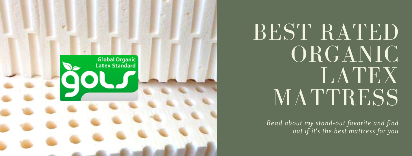 Best Rated Organic Latex Mattress - Cover Image
