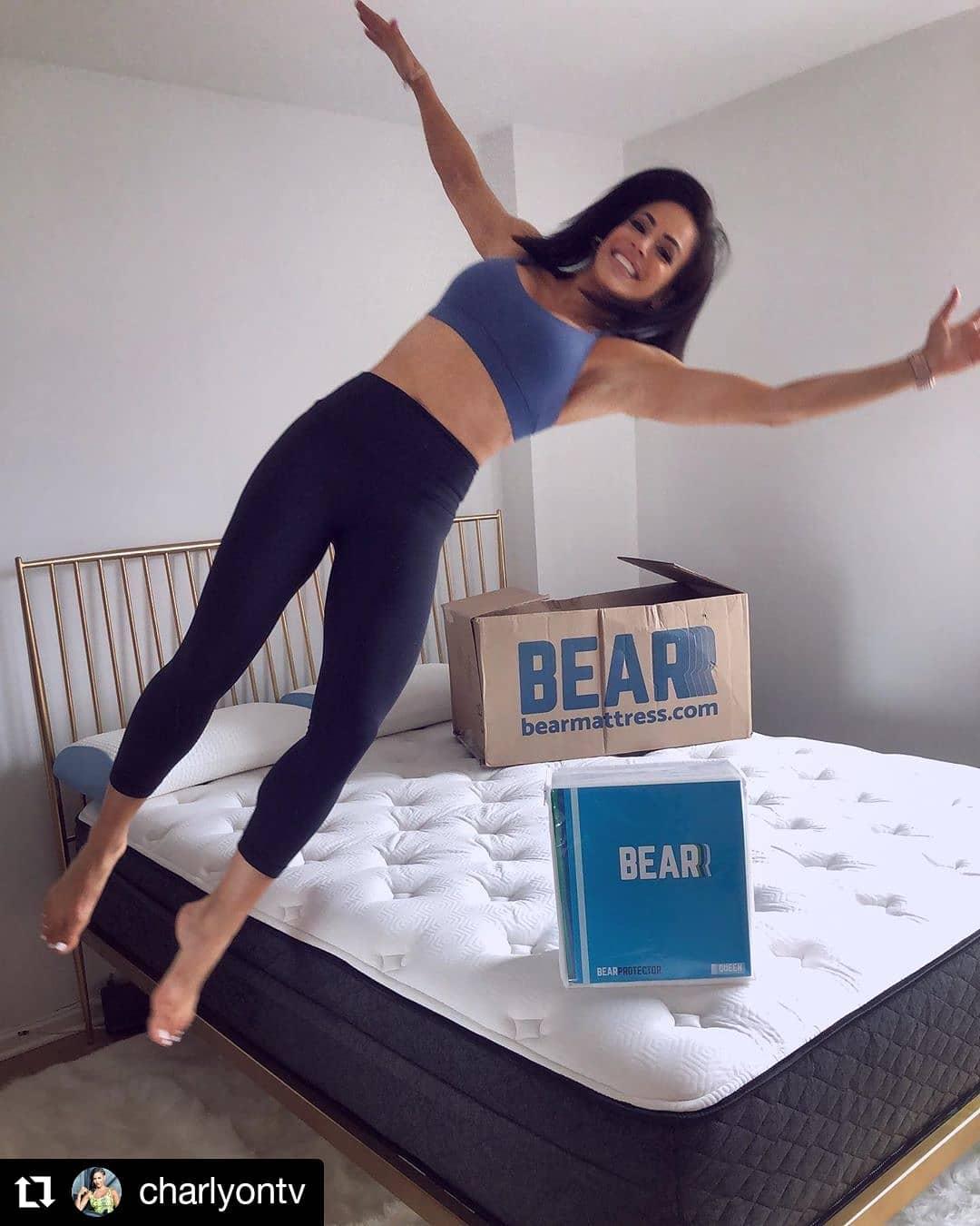 Bear Hybrid Mattress Review - Mattress Set Up