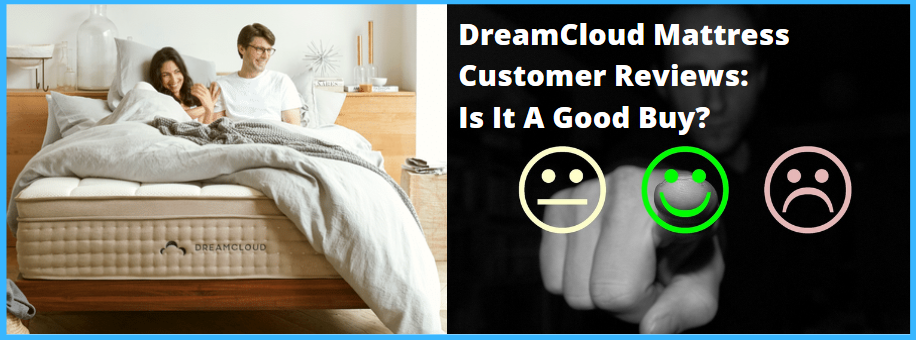 DreamCloud Mattress Customer Reviews - Cover Image