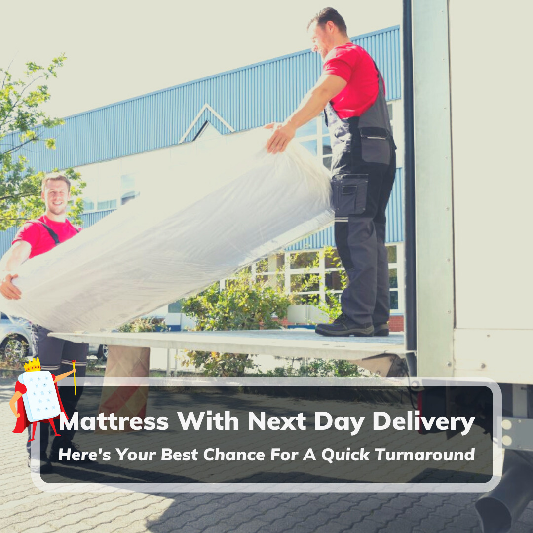 Mattress With Next Day Delivery - Feature Image