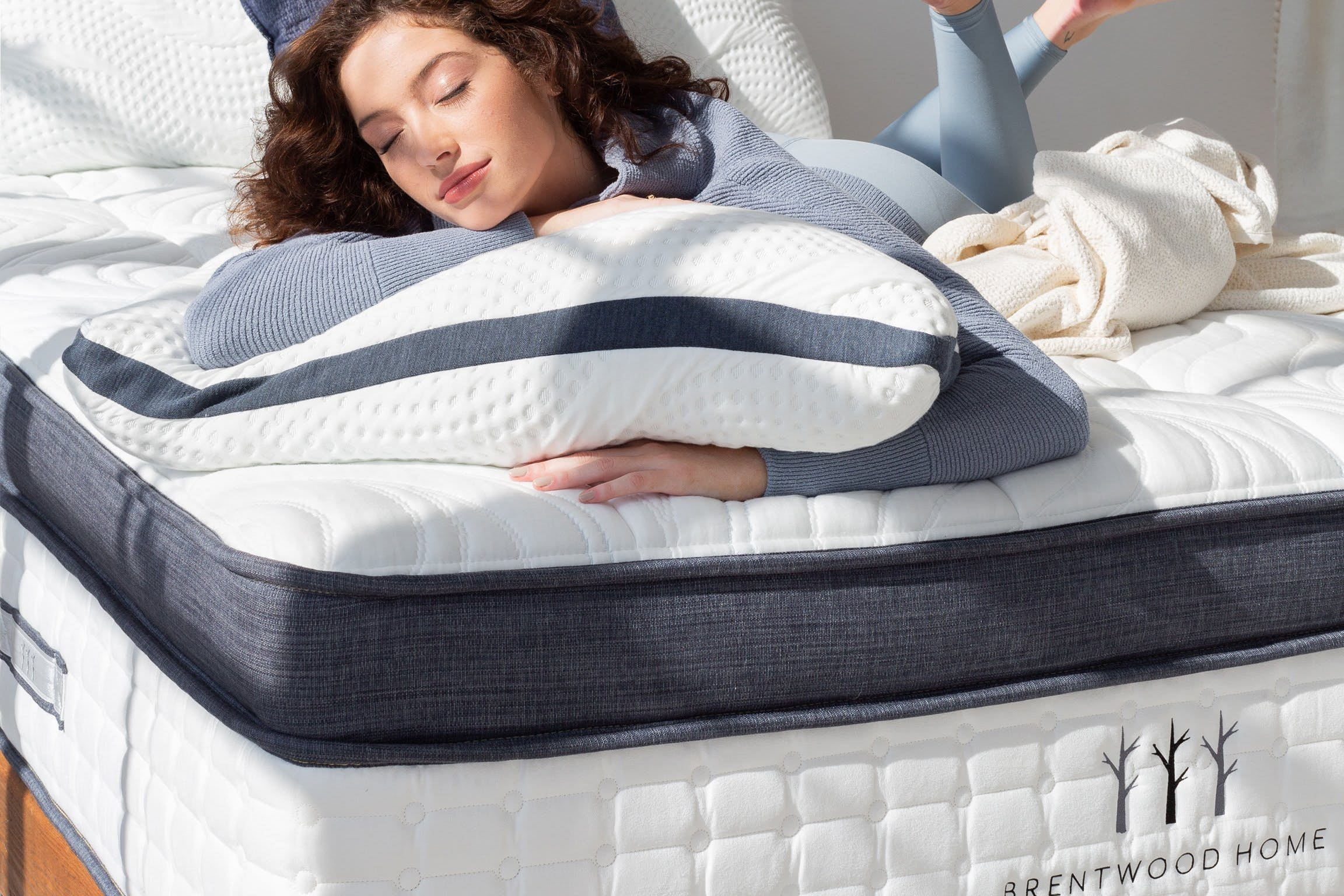Brentwood Oceano Mattress (Find Out What Makes It A Top ...