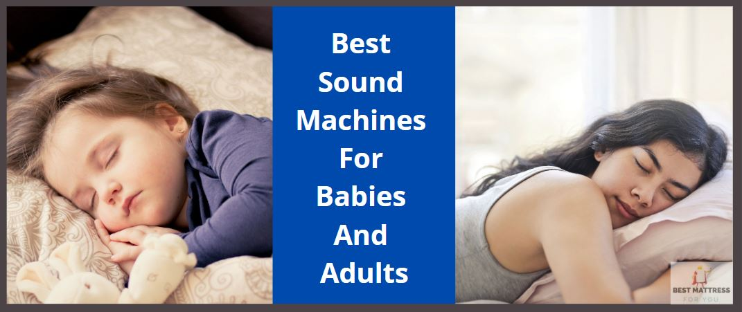 Best Sound Machines - Cover Image