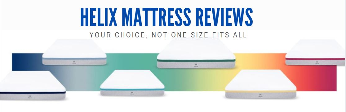 Helix Mattress Reviews - Cover Image