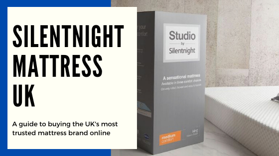 Silentnight Mattress UK - Cover Image
