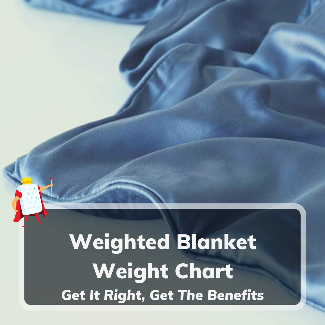Weighted Blanket Weight Chart - Feature Image
