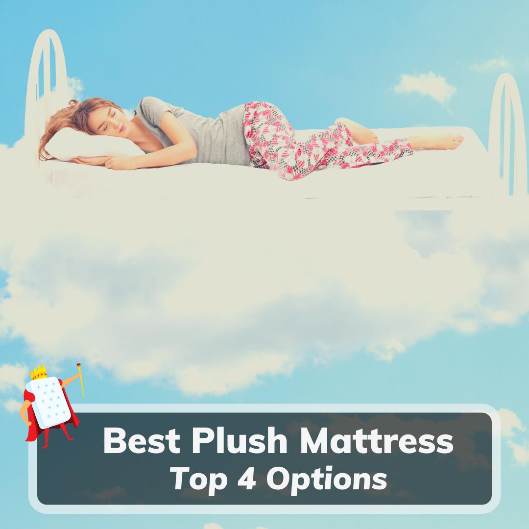 Best Plush Mattress - Feature Image