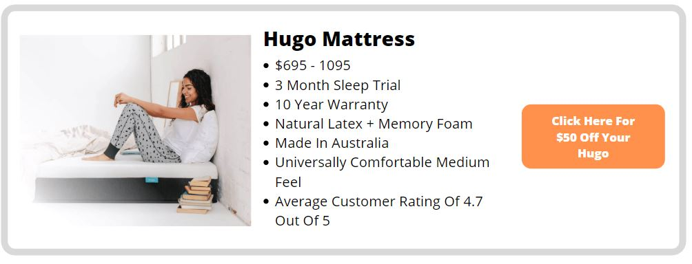 Hugo Mattress Cover Image