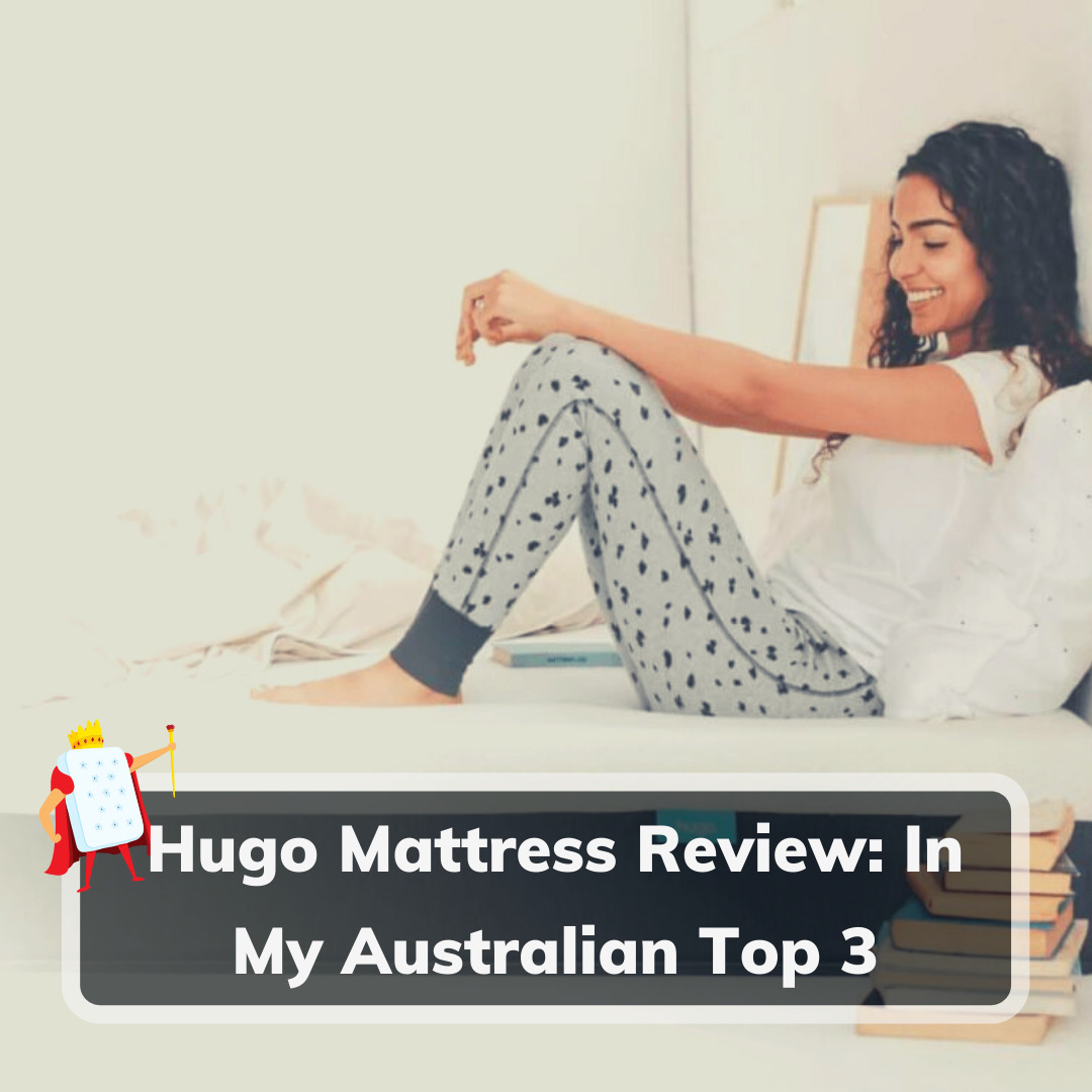 Hugo Mattress Review - Feature Image