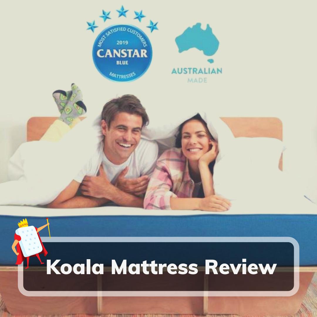 Koala Mattress Review - Feature Image