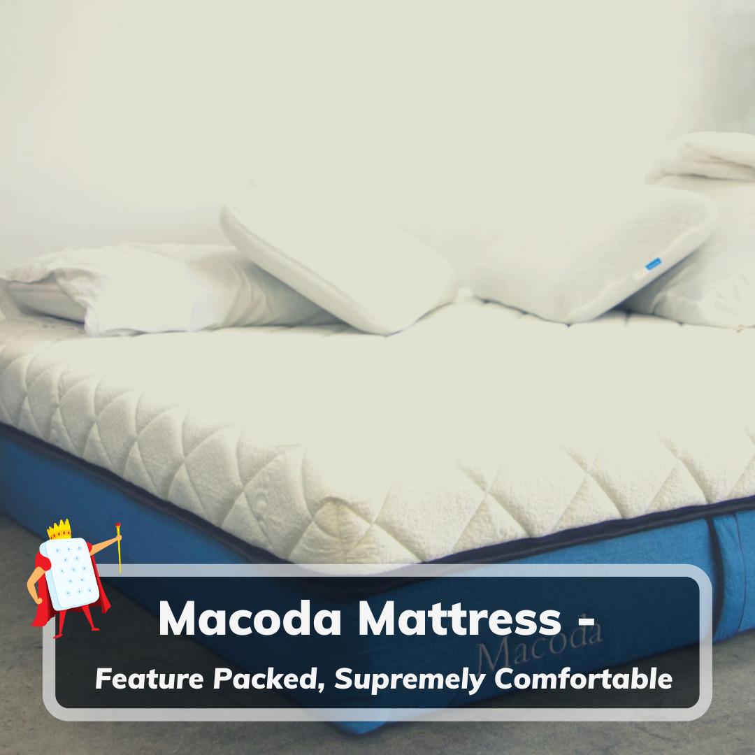 Macoda Mattress Review - Feature Image