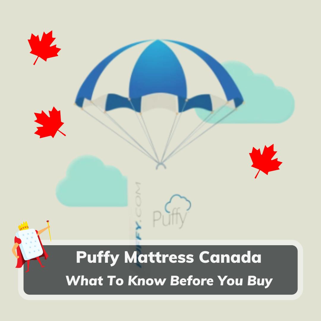 Puffy Mattress Canada - Feature Image