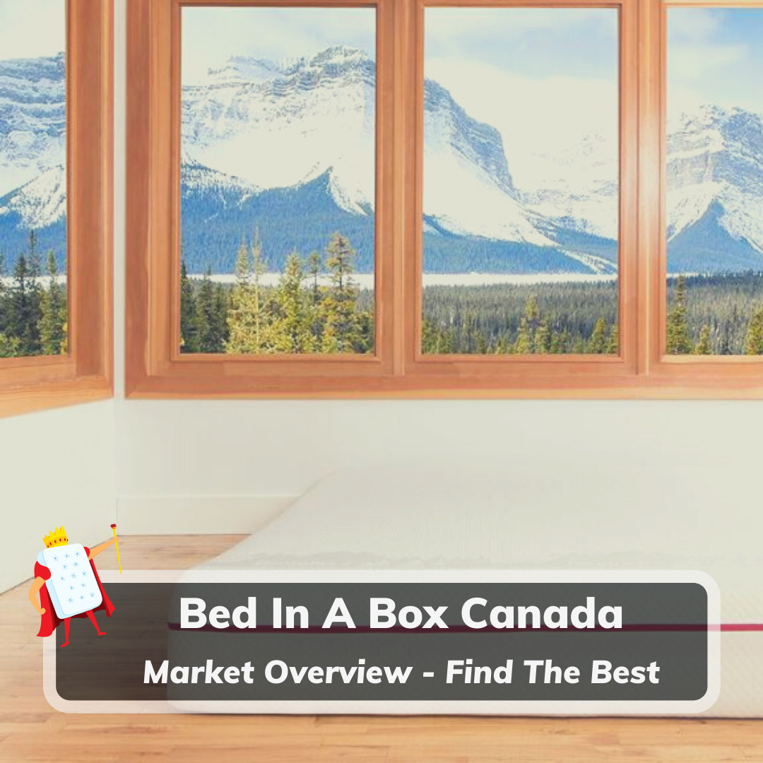 Bed In A Box Canada - Feature Image
