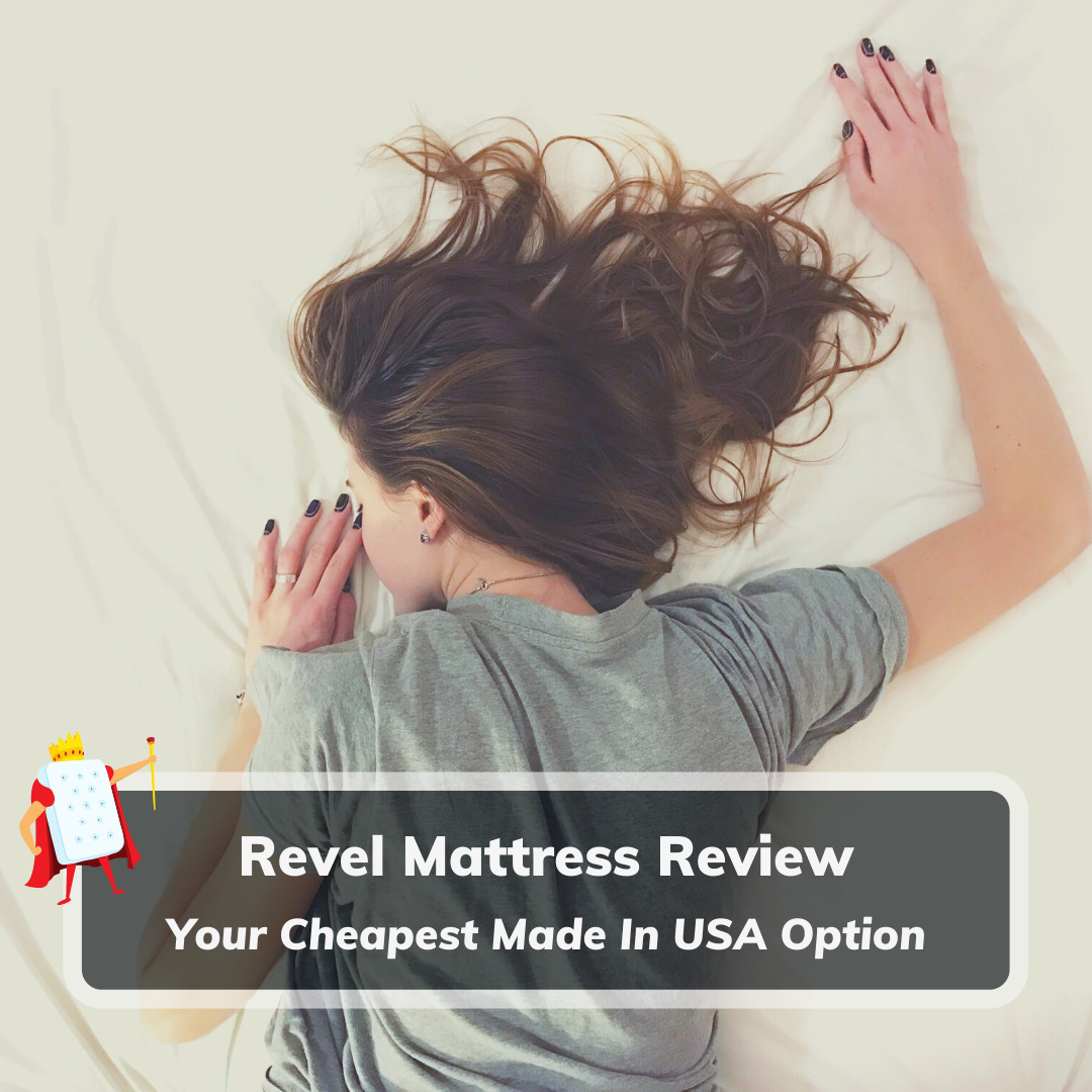 Revel Mattress Review - Feature Image