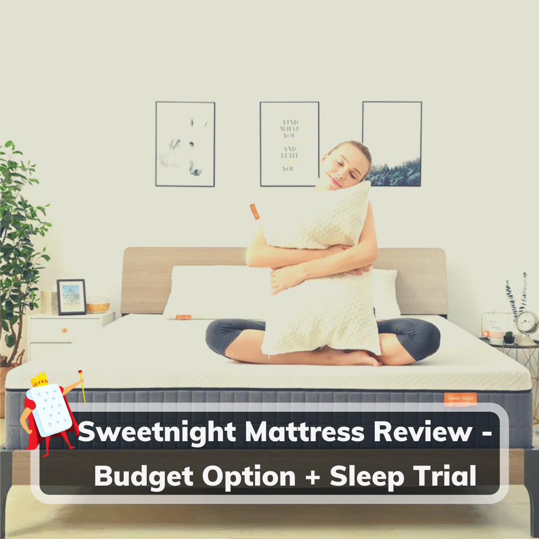 Sweetnight Mattress Review - Feature Image