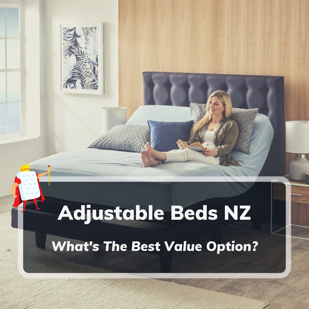 Adjustable Beds NZ - Feature Image