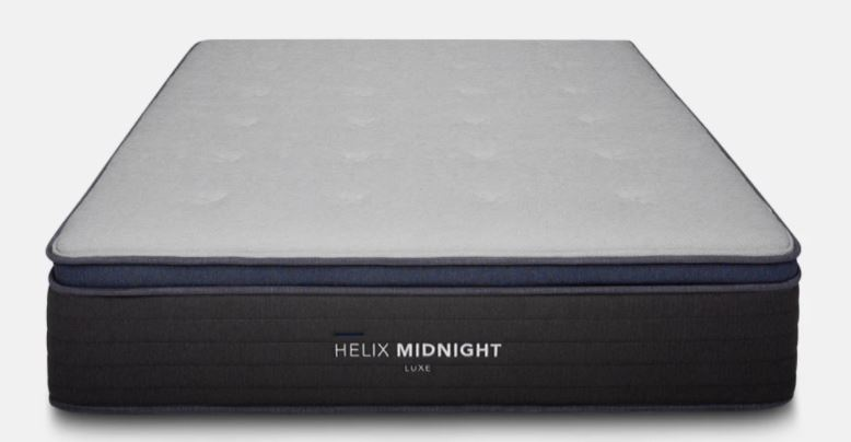 Helix Midnight Luxe Mattress Review - Cover Image