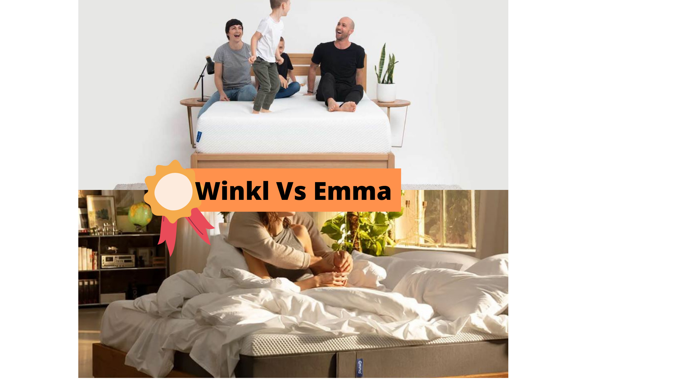Winkl Vs Emma - Mattress In ABox NZ Comparisons