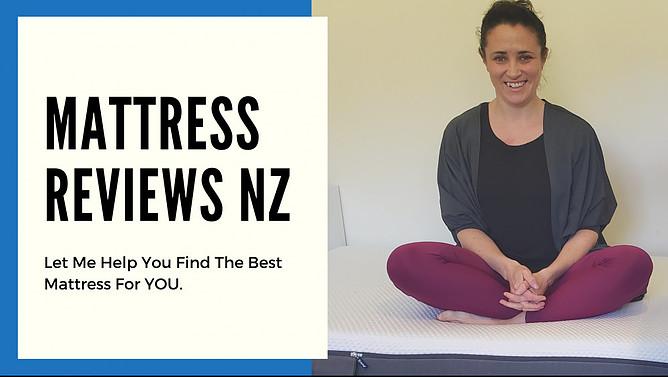 Mattress Reviews NZ - Cover Image