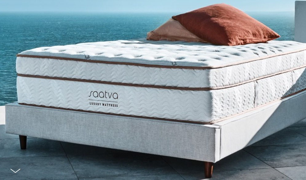 The Saatva Mattress Review - Staged Image
