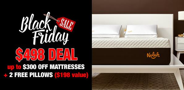 Nolah Black Friday Mattress Deal 2020