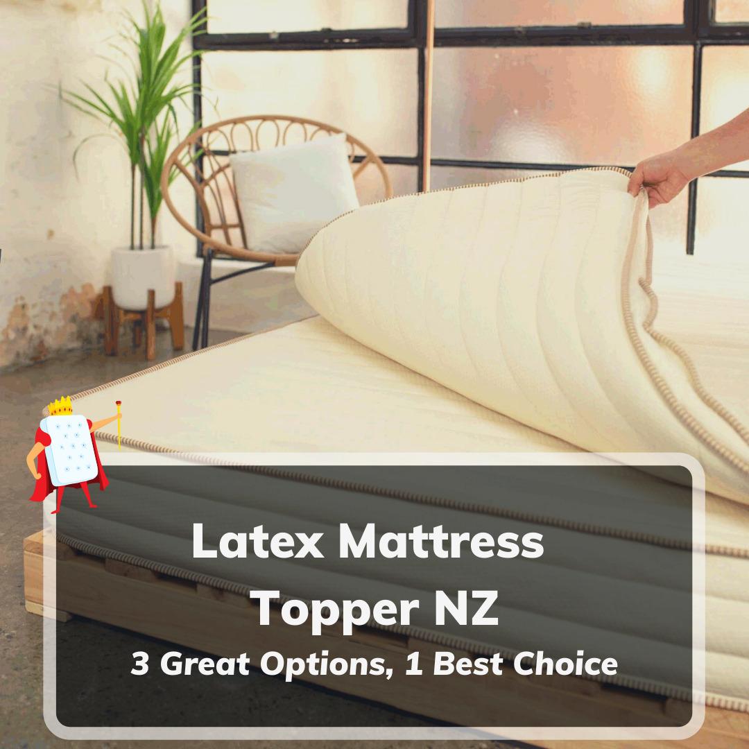 Latex Mattress Topper NZ - Feature Image