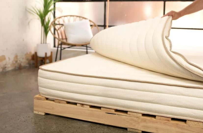 Peacelily Latex Mattress Topper NZ