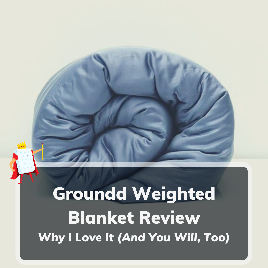 Groundd Weighted Blanket Review NZ - Feature Image