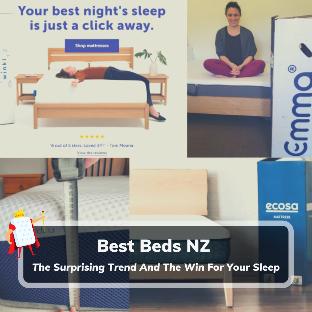 Best Beds NZ - Feature Image