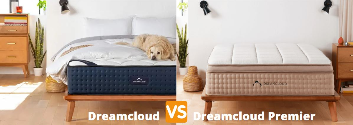 Dreamcloud Vs Dreamcloud Premier - Cover Image