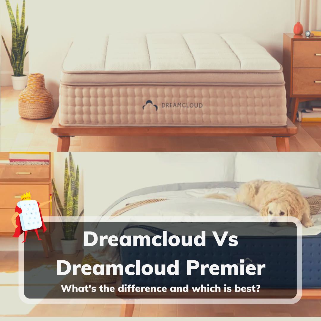 Dreamcloud Vs Dreamcloud Premier - Feature Image