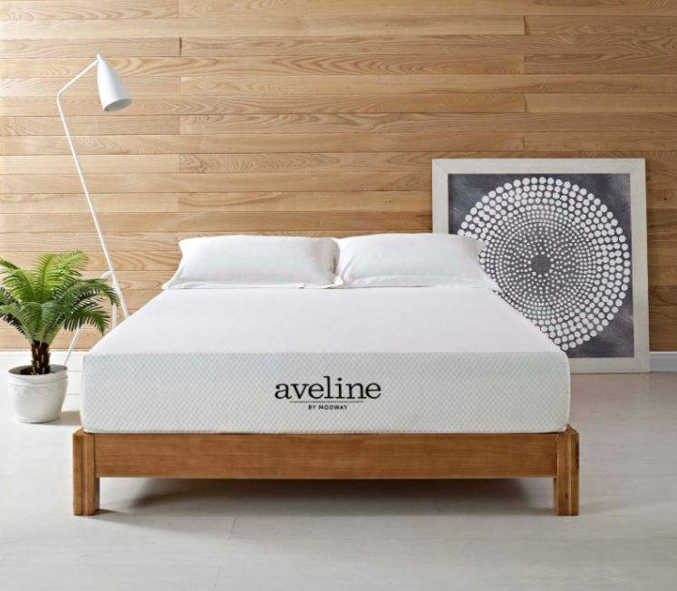 Modway Aveline Mattress Review - Cover Image