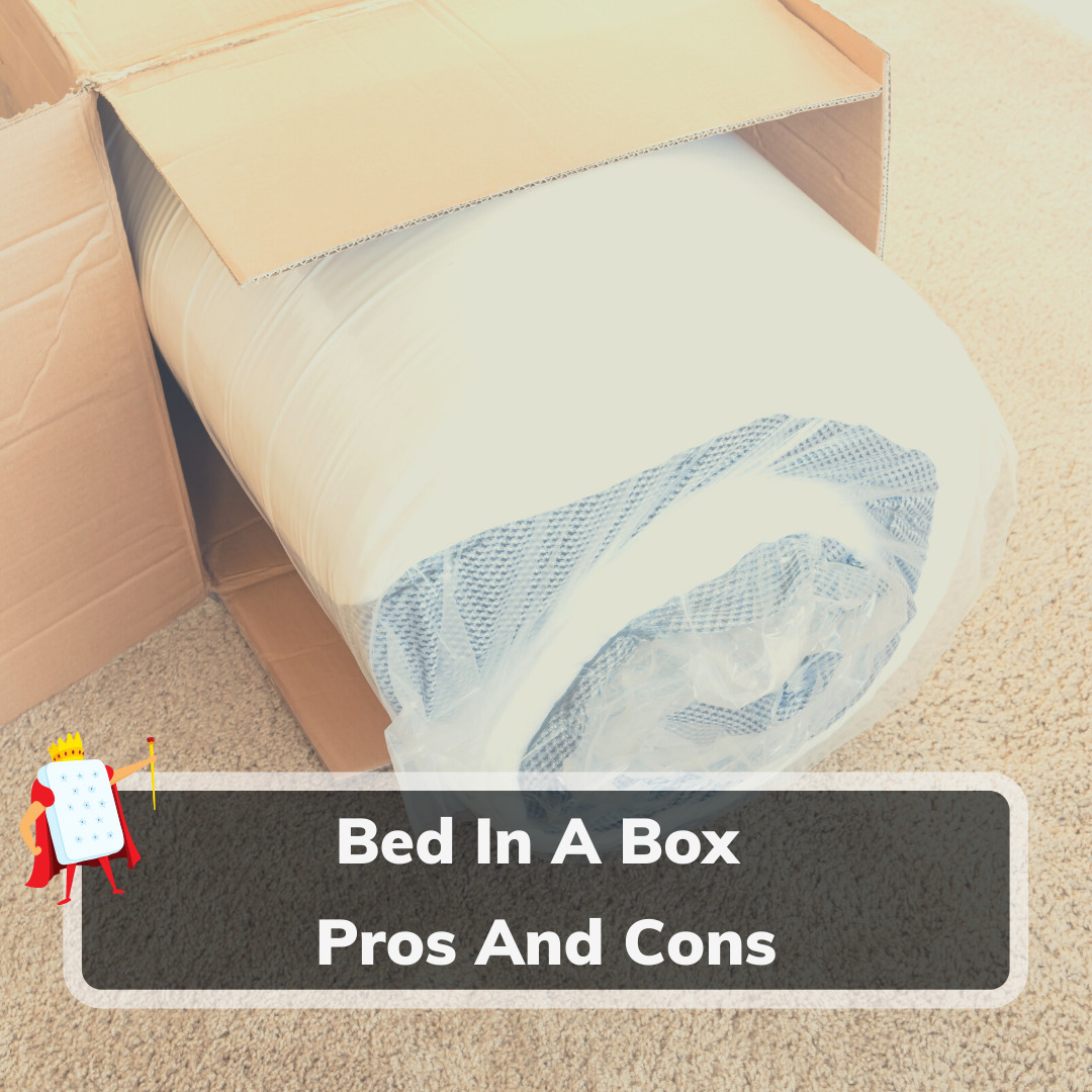 Bed In A Box Pros And Cons- Feature Image