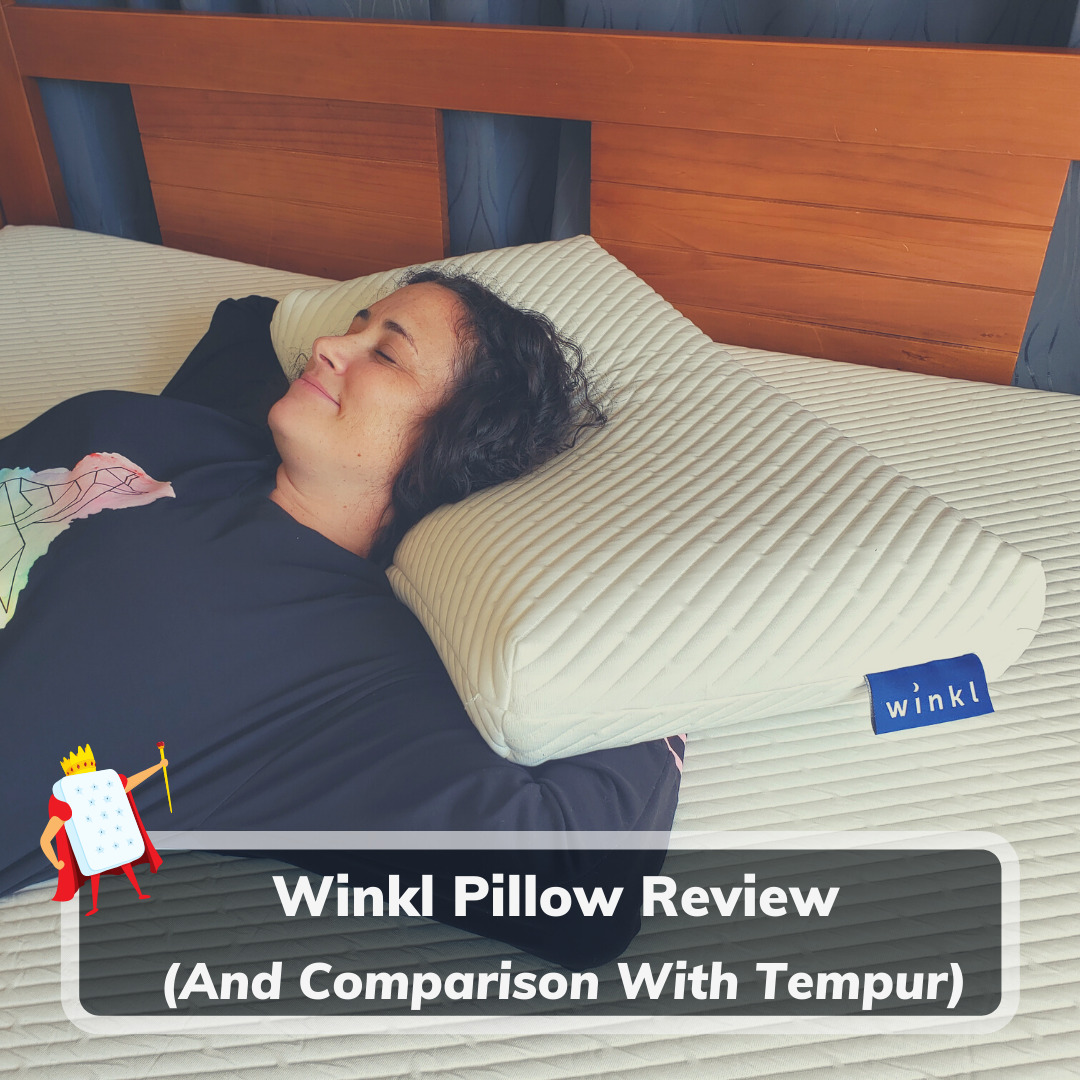 Winkl Pillow Review - Feature Image