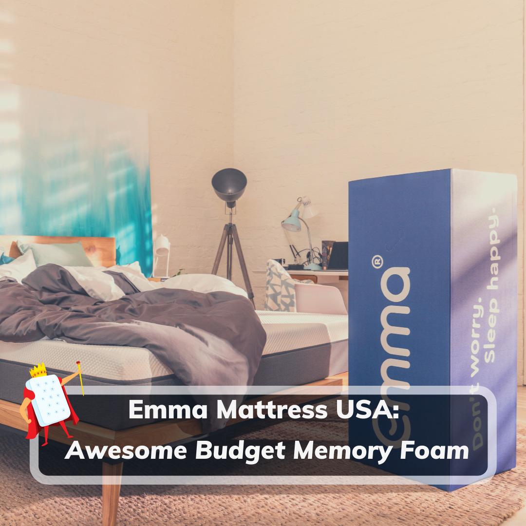 Emma Mattress USA - Feature Image
